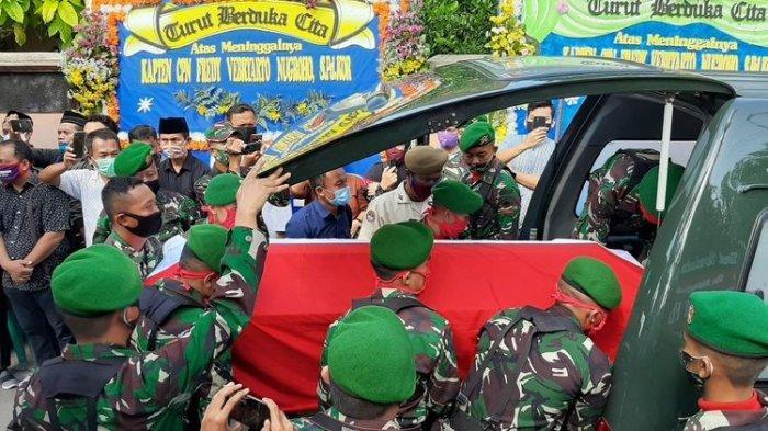 Kisah Perjuangan Kapten Fredy Jadi Anggota TNI AD Hingga Gugur dalam Kecelakaan Helikopter di Kendal