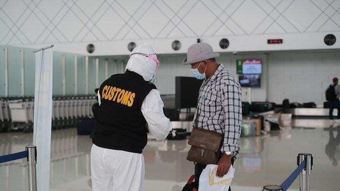 Pastikan Kesiapan Pegawainya Bertugas, Anton Martin Kunjungi Bandara Ahmad Yani Semarang