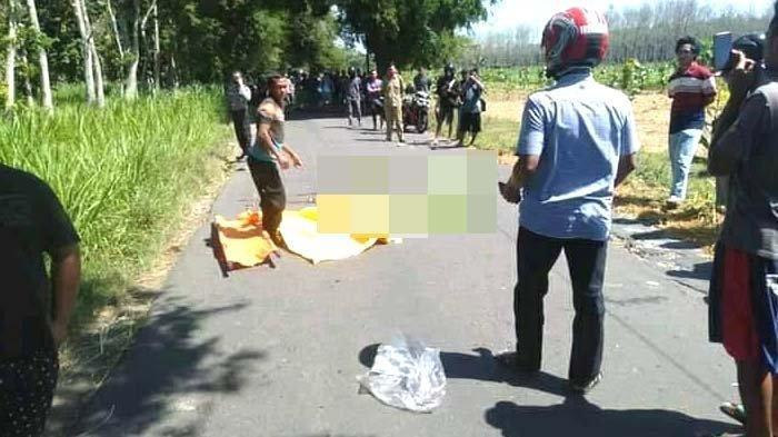 Innalillahi Wa Innailaihi Rojiun, Kecelakaan Tabrak Lari Truk Vs Motor, 3 Orang Satu Keluarga Tewas