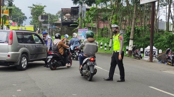 Aturan Ganjil Genap Ke Wisata Baturraden Purwokerto Kurangi Mobilitas Masyarakat ke Tempat Wisata