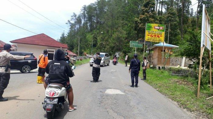 Objek Wisata Guci Sudah Dibuka, Jumlah Pengunjung Masih Dibatasi Maksimal 3 Ribu Orang