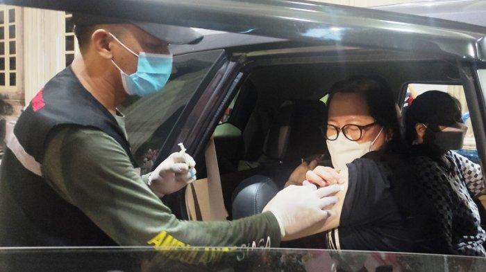 Dinkes Buka Vaksinasi Drive Thru bagi Masyarakat Umum di Balai Kota Semarang, Simak Syaratnya