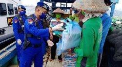 Para Nelayan Sedang Melaut Didatangi Kapal Patroli Ditpolairud Polda Jateng, Ini yang Terjadi