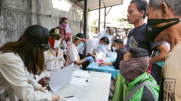 Operasi Masker di Kota Semarang: Tak Hanya Diberi Sanksi, Pelanggar Langsung Dites Rapid, Hasilnya?