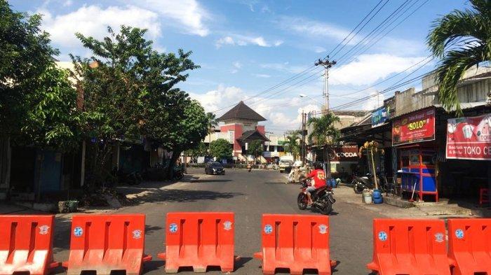 Satlantas Polresta Solo Tutup 6 Jalan , Kasatlantas: Mohon Maaf Kita Harus Sama-sama Berkorban