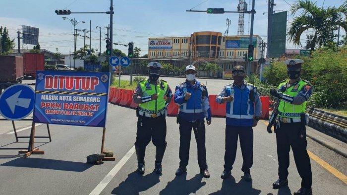 7 Exit Tol Kota Semarang yang Ditutup hingga 22 Juli, Arah Kendal Lewat Krapyak Masih Dibuka