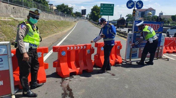 Penutupan Exit Tol Semarang Pengaruhi Kepadatan Arus Lalu Lintas: Sepi Banget