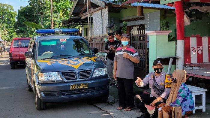 Satgas Covid-19 Desa Klodran Colomadu Karanganyar Antar Jemput Lansia Saat Vaksinasi