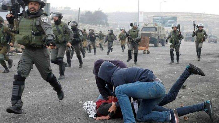 Sepanjang Januari 2021, Ada 456 Warga Palestina Ditangkap Tentara Israel di Tepi Barat