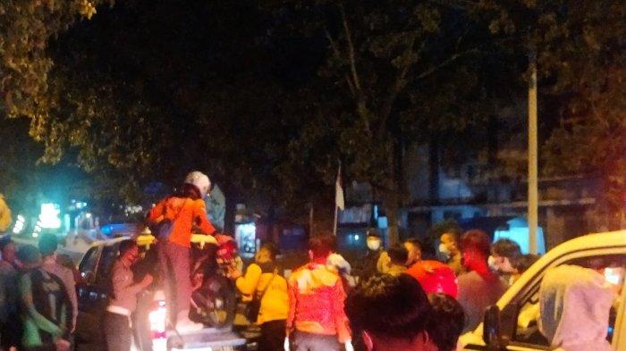 Kecelakaan di Sekar Pace Libatkan 2 Kendaraan, Pengendara Yamaha Scorpio Tewas Alami Luka di Kepala