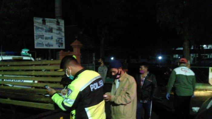 Operasi Lilin Candi Polsek di Jajaran Polrestabes Semarang Fokus Pengamanan dan Tegakkan Prokes