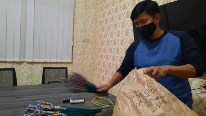 44 Ribu Petasan Jenis Cengis & Sreng Disita Polisi, Imbas Petasan Meletus di Wangon Banyumas