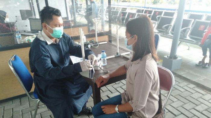 Sebanyak 5.131 Orang Terlayani Vaksin Covid-19 di Stasiun Daop 5 Purwokerto