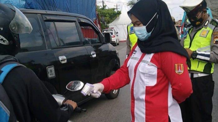 Hingga Senin, Terpantau 215 Pendatang Masuk Kota Semarang