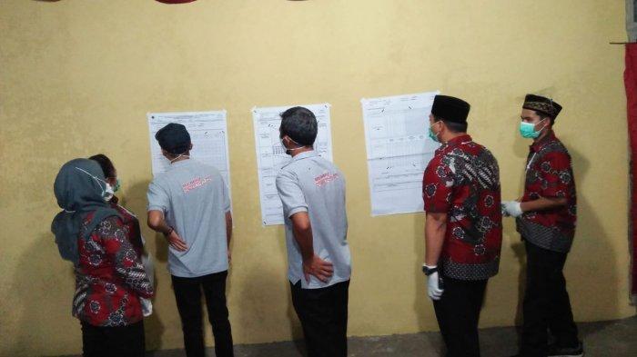 Tak Ada Warga yang Pilih Paslon Bison di TPS Cabup Semarang Ngesti Nugraha