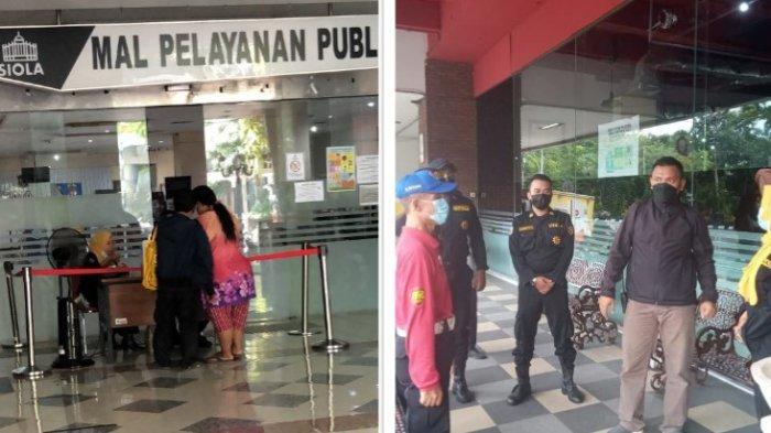 Viral Petugas Mal Pelayanan Publik di Surabaya Makan dan Jutek Saat Layani Warga