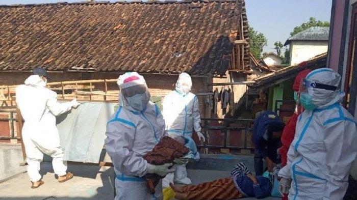 Ambulans Tak Kunjung Datang, Ibu Hamil Positif Covid-19 di Klaten Lahiran di Halaman Rumah Bidan