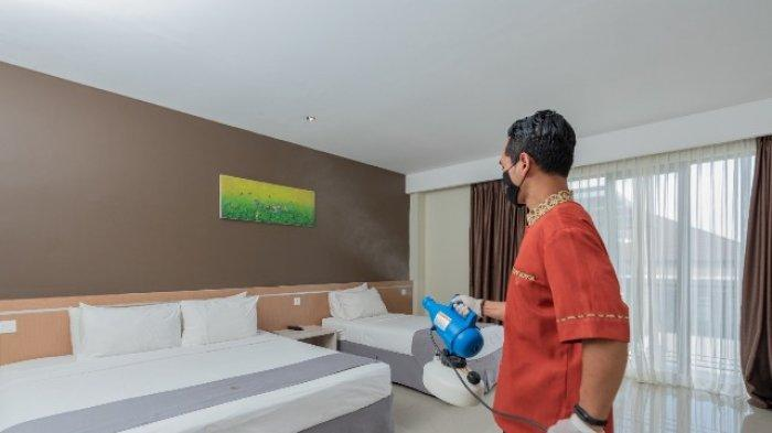 Nava Hotel Tawangmangu Karanganyar Tetap Beroperasi dengan Protokol Kesehatan Ketat