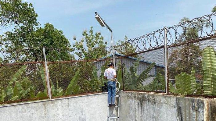 Lapas Semarang Tambah Kamera CCTV Cegah Upaya Penyelundupan dengan Cara Lempar dari Luar Tembok