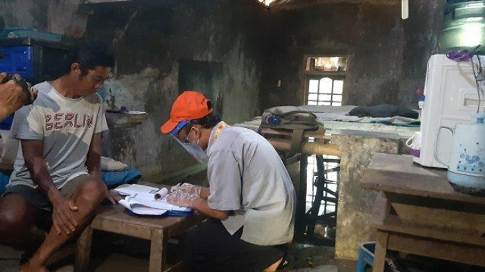Coklit ke Rumah Rukani di Demak, Petugas: Akses Jalannya Paling Sulit