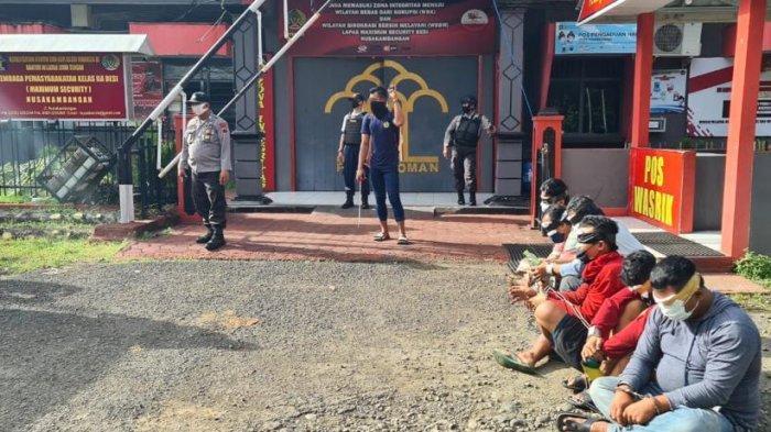 Over Kapasitas, Lapas Semarang Pindahkan 43 Napi ke Sejumlah Lapas di Nusakambangan