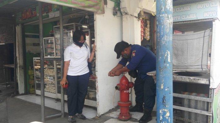 Memasuki Musim Kemarau, Satpolkar Kendal Cek 48 Titik Hydrant di Perkantoran dan Pasar