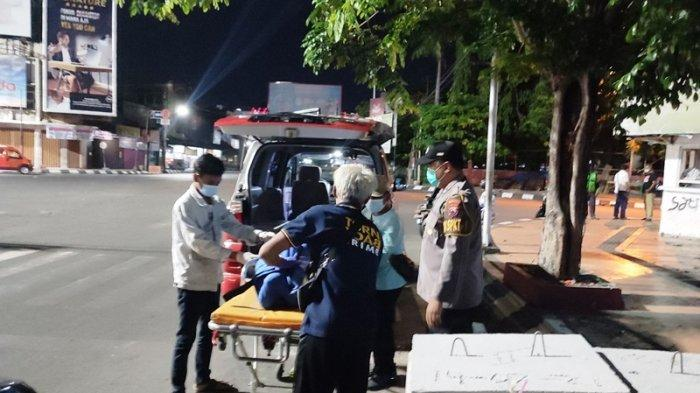 Maya Sempat Sempoyongan Sebelum Ditemukan Meninggal di Depan Hotel Metro Semarang, Ini kata Saksi