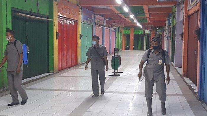 Pedagang Pasar Kliwon Kudus Pilih Tak Berjualan meski Diperbolehkan, Khawatir Tak Ada Pembeli