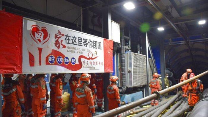 Banjir di Tambang Batu Bara di China, 21 Pekerja Terjebak