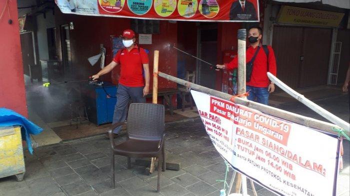 PPKM Darurat, Pemkab Semarang Tutup Seluruh Pasar Tradisional