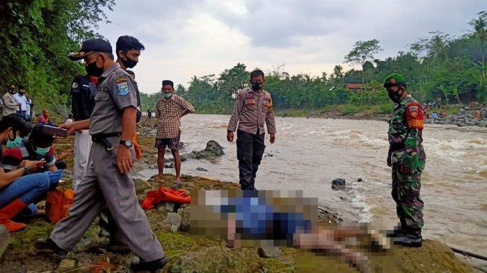 Tinggalkan Rumah Tiga Hari yang Lalu, Reza Ditemukan Tewas di Sungai Klawing Purbalingga
