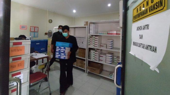 DKK Karanganyar Terima Tambahan 1.500 Vial Vaksin Covid-19, Guru Jadi Sasaran Utama