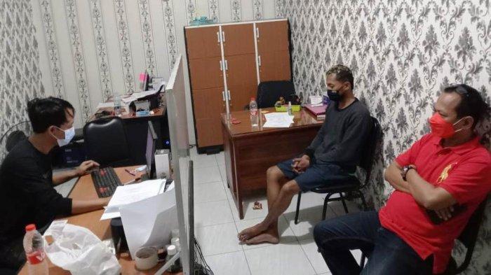Warga Boyolali Diamankan Satuan Resnarkoba Polresta Banyumas Atas Kepemilikan Sabu