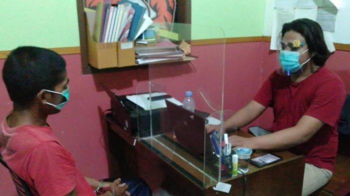 Bobol Toko Barang Elektronik, Dua Pria di Banyumas Diringkus Polisi, Barang dijual Lewat Online