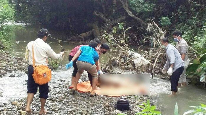 Menghilang 12 Hari, Mayat Tanirah Ditemukan Warga di Sungai Gondang Balapulang Tegal