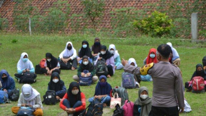 Kondisi Terkini 90 Siswa SMP Negeri 4 Mrebet Purbalingga yang Positif Covid-19