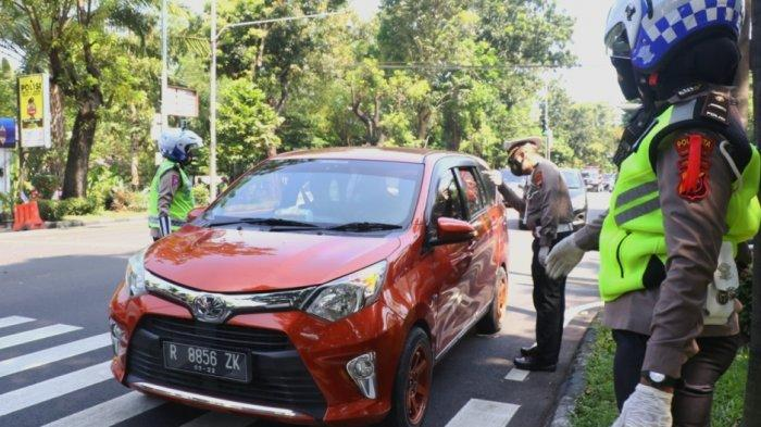 Polresta Solo Sudah Putar Balik 273 Kendaraan Berpelat Luar Kota