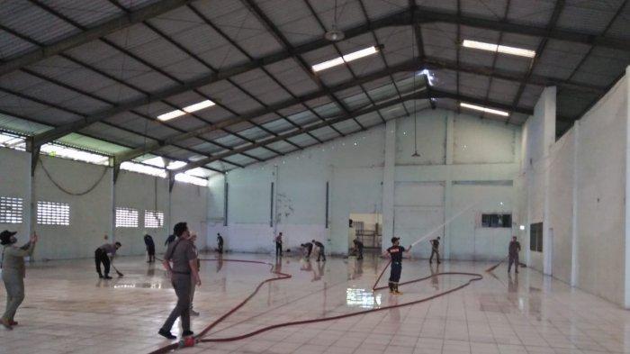 Tambah Tempat Isolasi Terpusat, Pemkot Salatiga Manfaatkan Gedung Bekas Pabrik