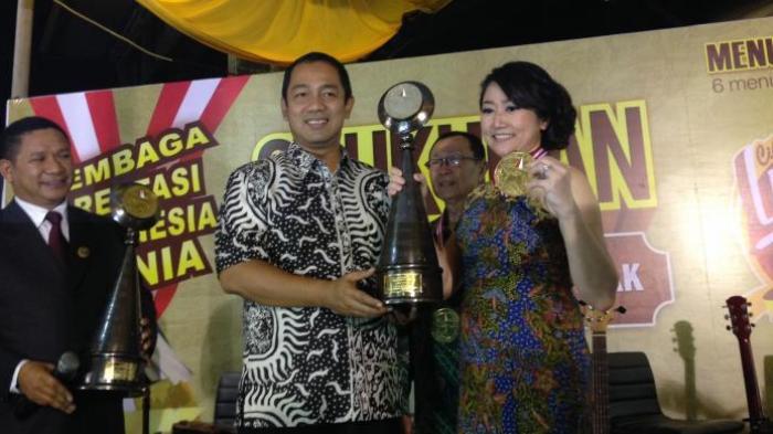 Cik Me Me Pewaris Lumpia Semarang Ini Raih Penghargaan Dunia