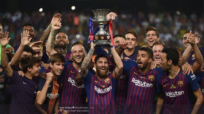 Pasukan Barcelona Nyasar di Arab Saudi - Jelang Semifinal ...