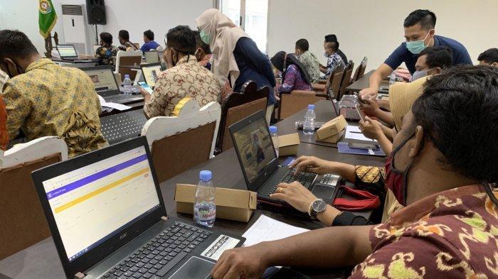 BPJS Ungaran Gelar Sosialisasi Edabu bagi Kepala Desa dan Perangkat Desa