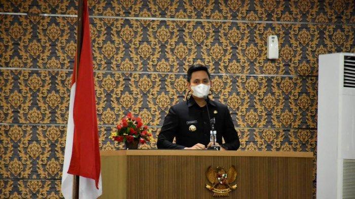 Sambutan Bupati Kendal Dico Ganinduto dalam Rapat Paripurna DPRD Kendal