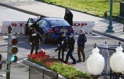 Serangan di Gedung Capitol AS Tak Terkait Terorisme