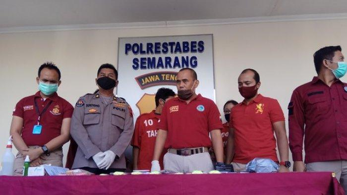 11 Tersangka Peredaran Narkoba Ditangkap di Semarang dalam 24 Hari