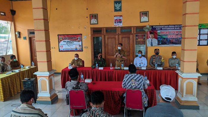 Bupati Pati Haryanto Akan Berhentikan Panitia Pilkades yang Tidak Netral