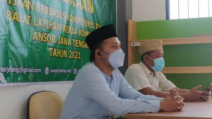 Balai Latihan Kerja GP Ansor Jateng Mulai Gelar Pelatihan, Gembleng 16 Peserta