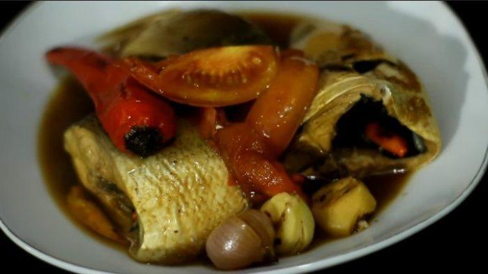 Resep Pindang Bandeng Kecap Menu Simple Makan Siang