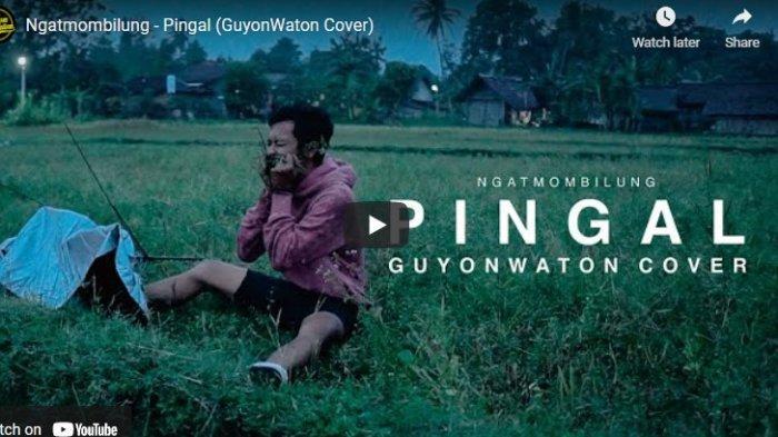 Chord Kunci Gitar dan Lirik Pingal Ngatmombilung Cover Guyon Waton