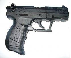 Pistol Walther kaliber 22