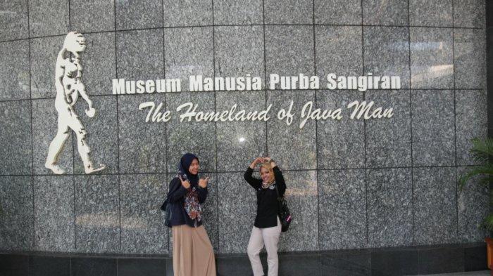 Setahun Tutup, Museum Sangiran Sragen Kembali Dibuka, Pengunjung Dibatasi 100 Orang Per-hari